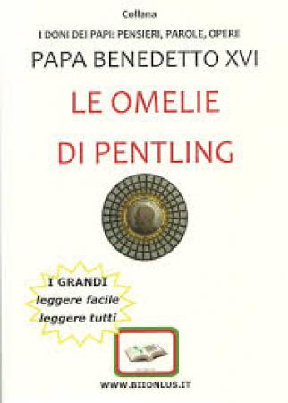Le omelie di Pentling