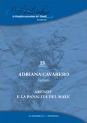 Adriana Cavarero racconta Arendt e la banalità del male