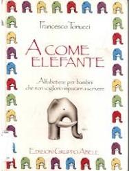 A come elefante