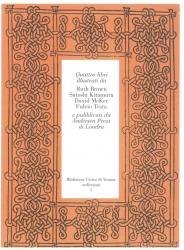Quattro libri illustrati da Ruth Brown, Satoshi Kitamura, David McKee, Fulvio Testa e pubblicati da Andersen Press di Londra